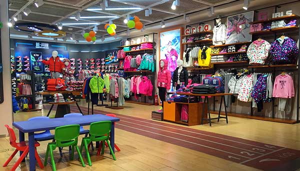 Descente Store 3