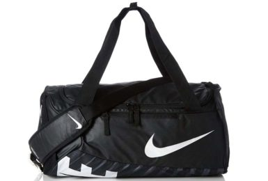 Nike Alpha Adapt duffel gym bag