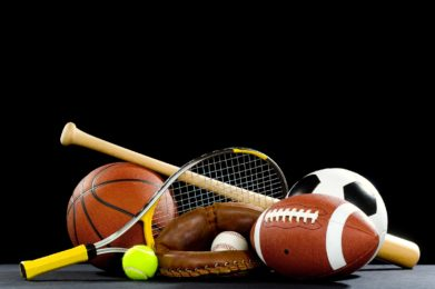 Drug Free, Sports Equipment