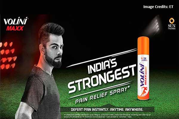 Virat Kohli New Brand Ambassador