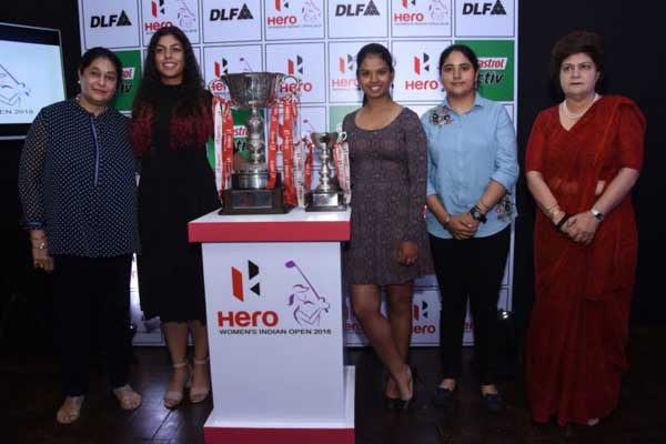 the hero womens indian open golf championship