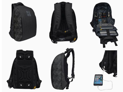 EUME Massager Backpack