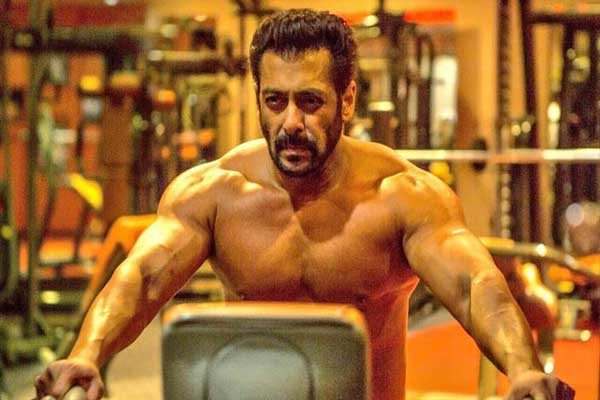 Image result for Salman Khan On gym