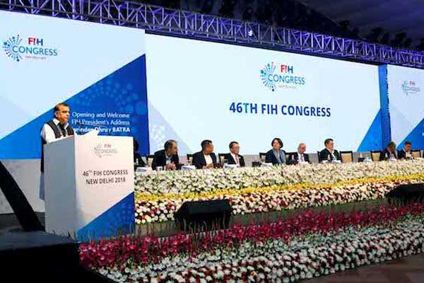 46th fih congress