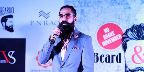vishal beardo