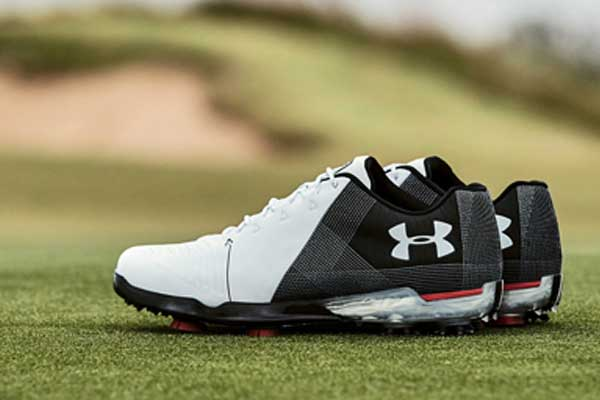 b5f8e43ab48f ... Under Armour unveils new golf signature shoes. Jordan Speith