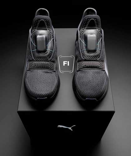 ea072f24d Puma Lands up self-lacing sneaker Fi to compete Nike Adapt BB