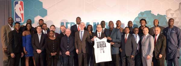 Basketball African League