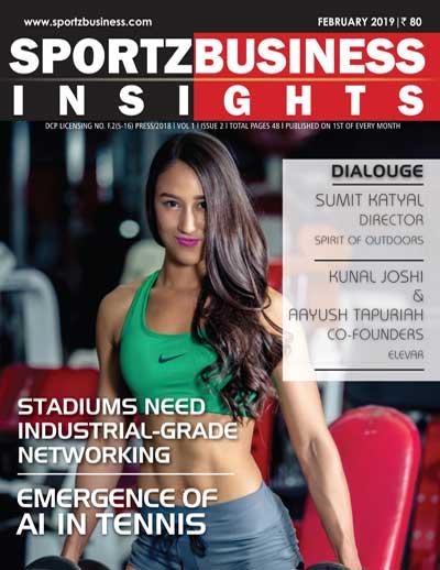 Sportz March Cover
