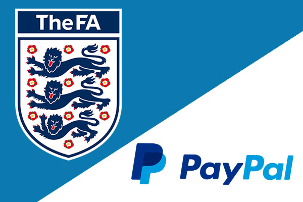 Paypal partnership deal with Football Association
