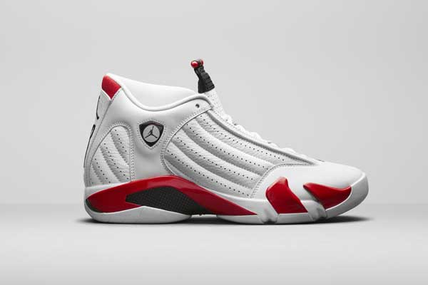 Air Jordan XIV White