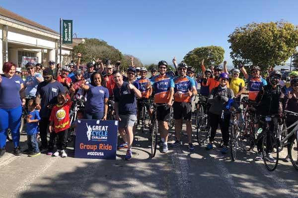 2019 Great Cycle Challenge USA