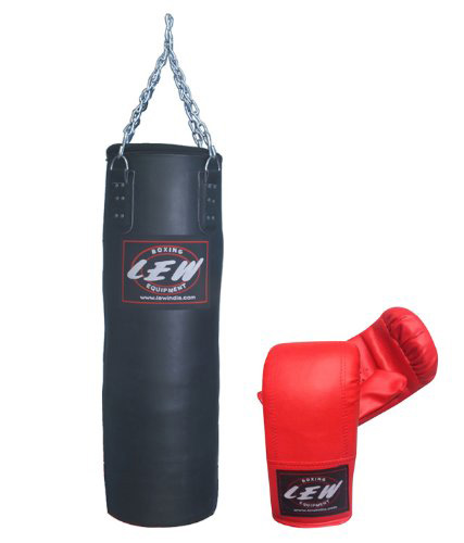 LEW Canvas Punching bag