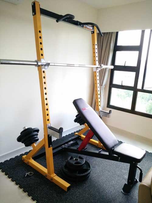 Racks for Home Gym