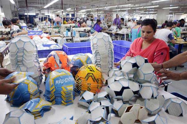Soccer Manufacturing