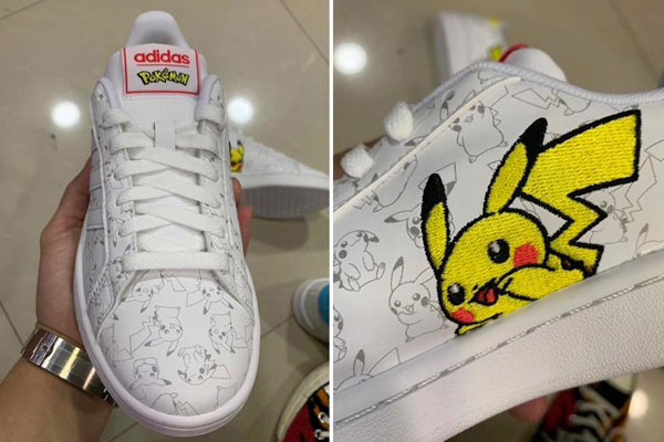 Adidas Pokemon shoe