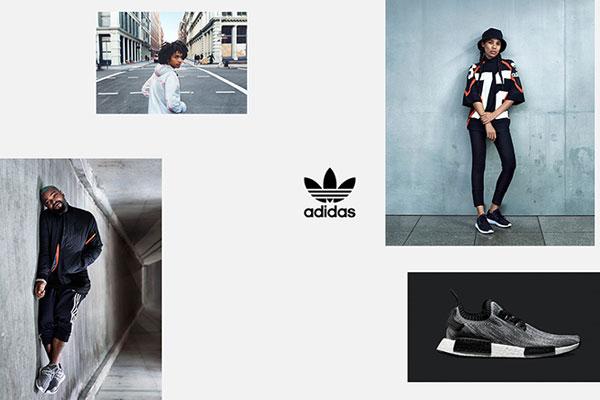 Adidas sales