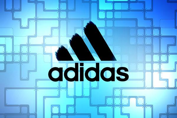 Adidas share market