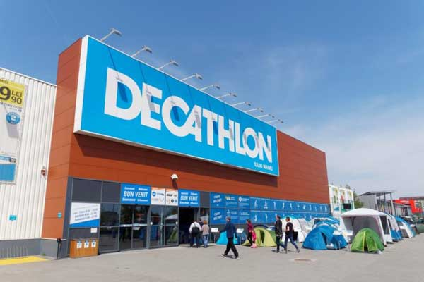 Decathlon in Australia