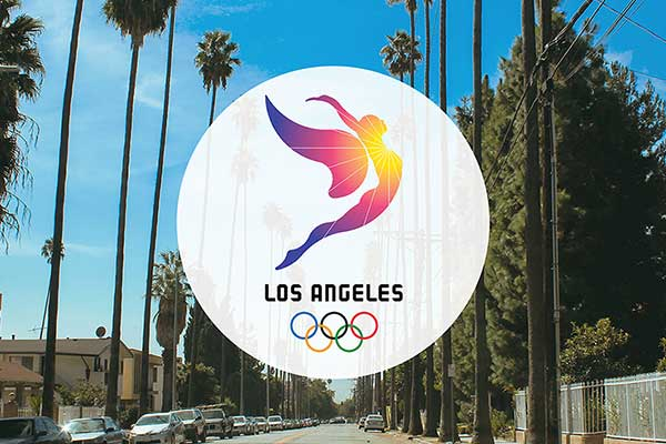 Los Angles Olympic