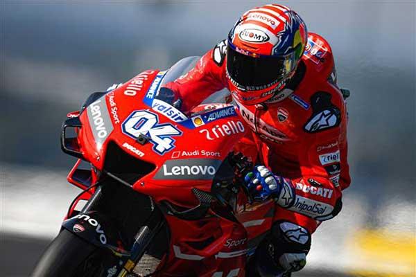 MotoGP and Lenovo