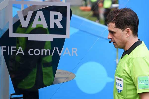VAR sponsorship