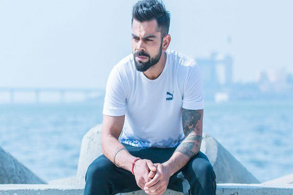 Puma Gifts Collector S Edition Sneaker To Virat Kohli For