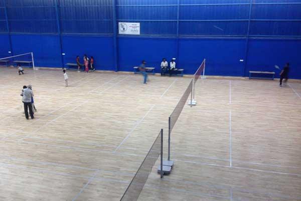 sai badminton