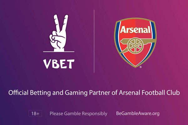 Arsenal and Vbet