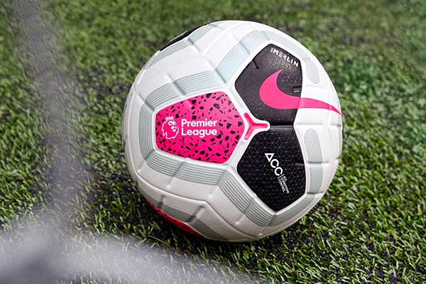 Nike launches Merlin ball for upcoming premier league