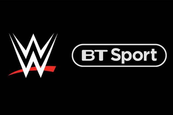 WWE and BT Sports