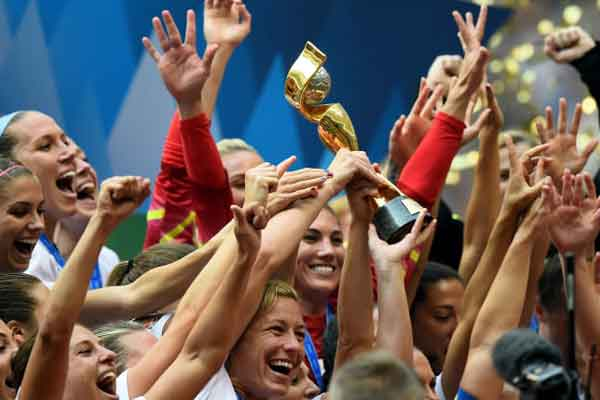 Women's soccer world cup