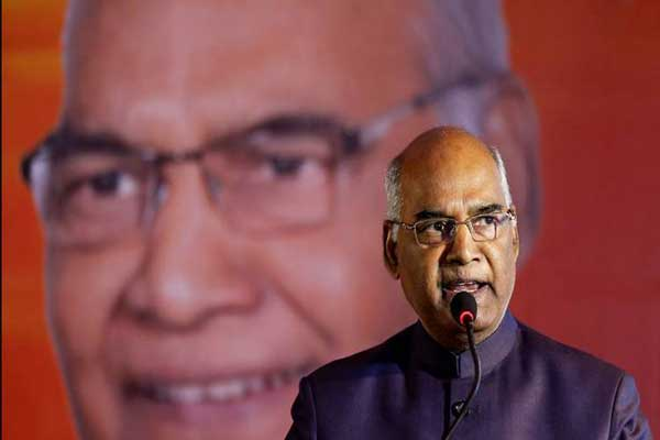 ramnath Kovind and Khelo India