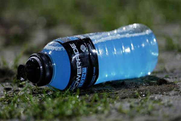 sports drink, Powerade