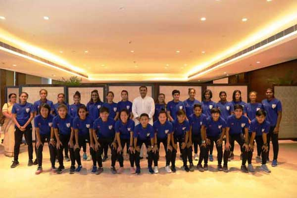 AIFF and India Women
