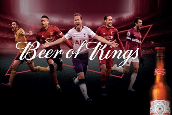 Beer brand, Budweiser