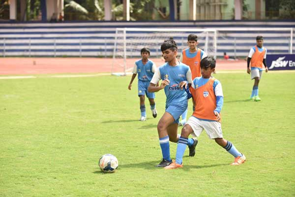 Bengaluru FC Soccer School