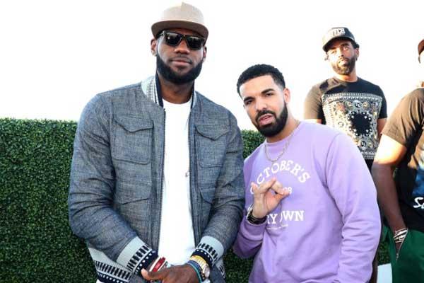 Canadian rapper, Drake