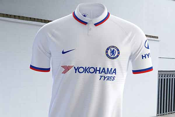 Chelsea new away kit