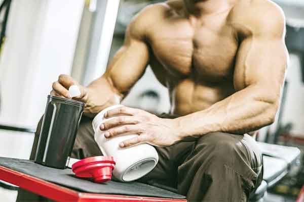 Creatine enhancing muscle