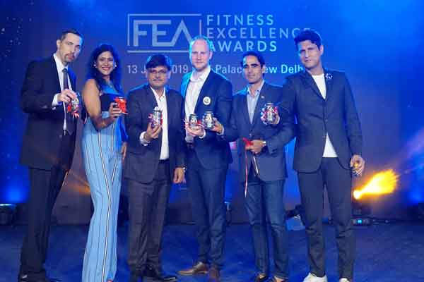 Fitness Excellence Awards