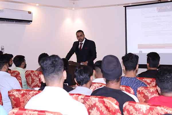 GSB Academy, Gurpreet Singh Batra
