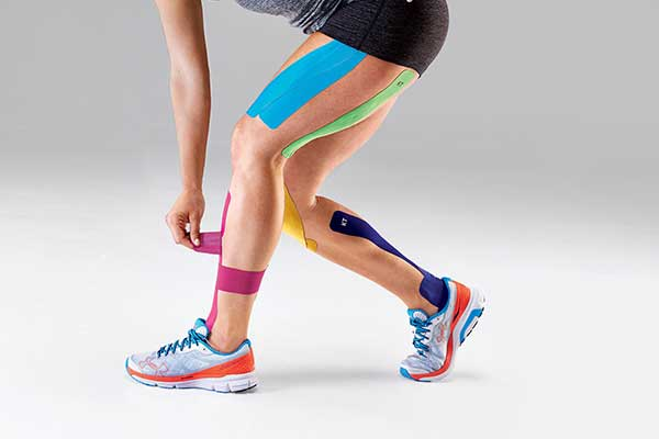 KT Tapes and their application in sports physical therapy