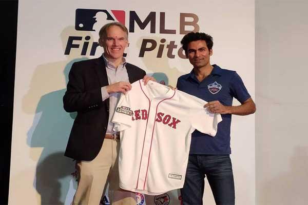 MLB in India