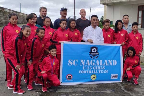Nagaland for Gothia Cup