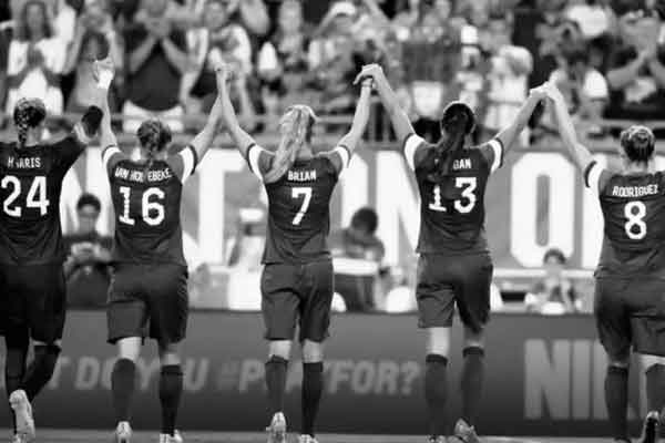 Nike and women's world cup