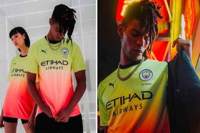 Puma and Manchester City