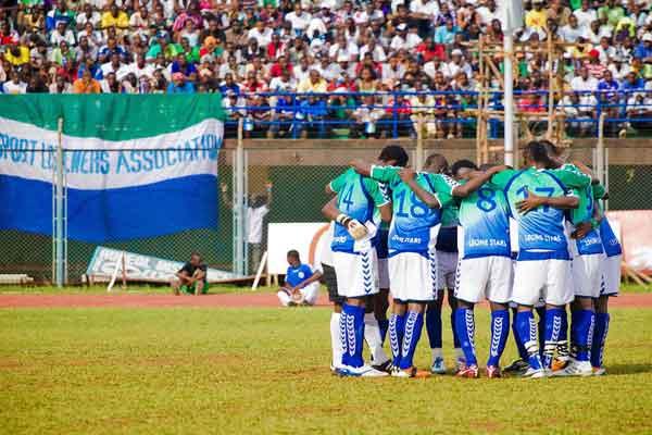 Sierra Leone footbal