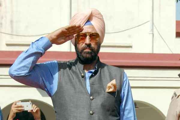 Sports minister of Punjab