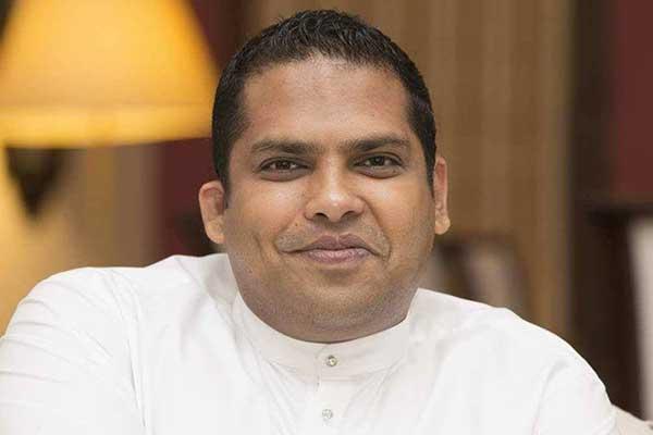 Sri lankan sports minister